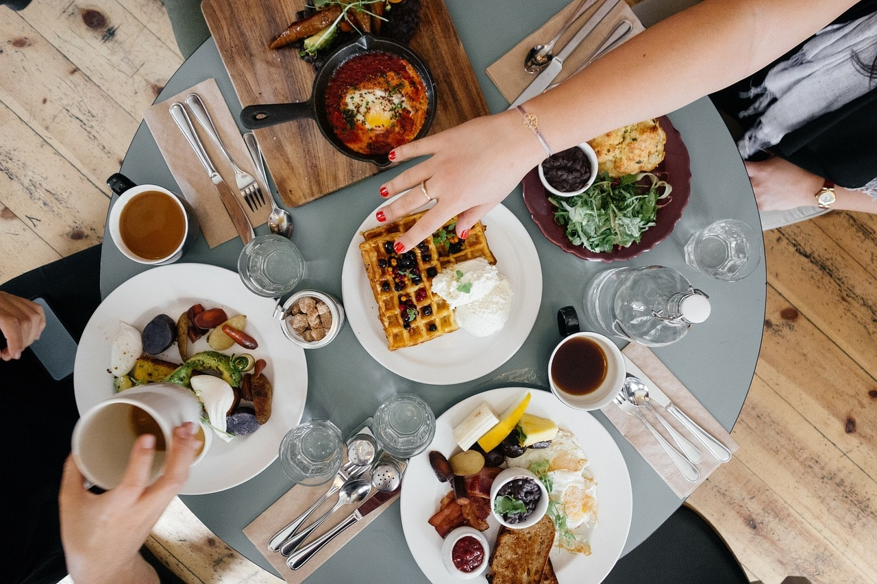 10 restaurants au bords de l'eau à Annecy